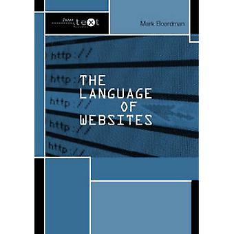 Language of Websites by Mark Boardman