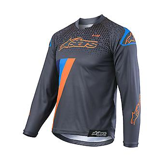 Alpinestars Grey 2019 Racer Magneto - Limited Edition Kinder MX Jersey