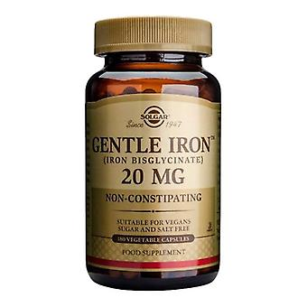 Solgar Gentle Iron 20mg Vegicaps 180 (1250)
