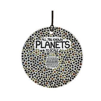 Exoplaneter bil luftfriskere