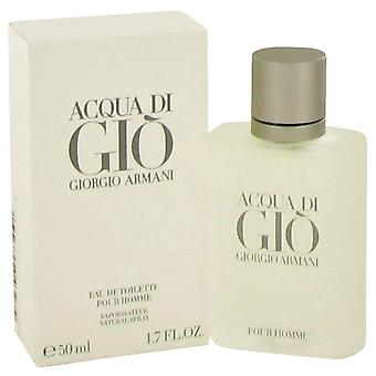 ACQUA DI GIO by Giorgio Armani Eau De Toilette Spray 1.7 oz / 50 ml (Men)