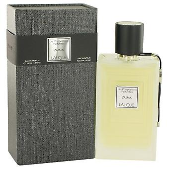 Les Compositions Parfumees Zamac by Lalique Eau De Parfum Spray 3.3 oz / 100 ml (Women)