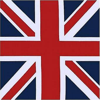Bandana Headwrap Herren Damen Bandeau UK Union Jack englische Flagge
