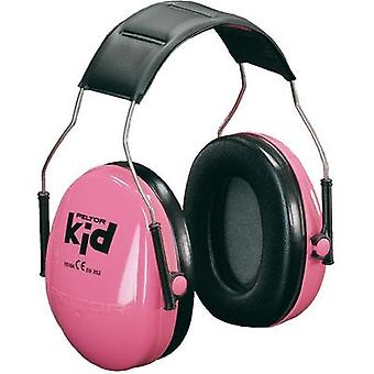 Peltor KIDR Children Neon Pink Ear Defenders