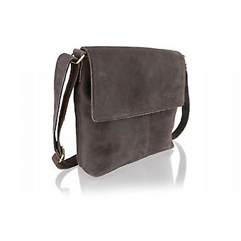 Woodland Leather Messenger Bags