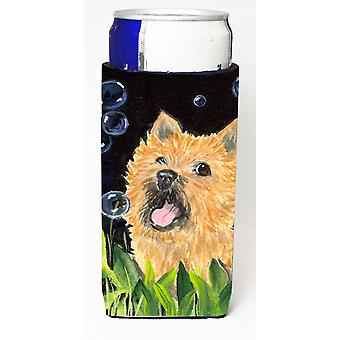 Cairn Terrier Ultra Beverage Insulators for slim cans SS8928MUK
