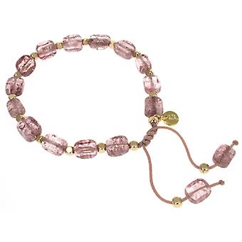 Lola Rose Starla Bracelet Brown Sugar Rock Crystal