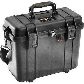 PELI Outdoor case 1430 15 l (W x H x D) 417 x 334 x 221 mm Black 1430-000-110E