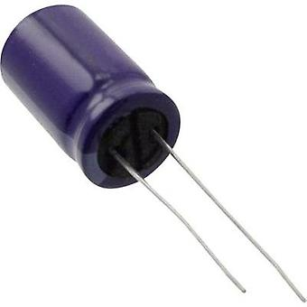Electrolytic capacitor Radial lead 5 mm 330 µF 100 V 20 % (Ø) 12.5 mm Panasonic 1 pc(s)