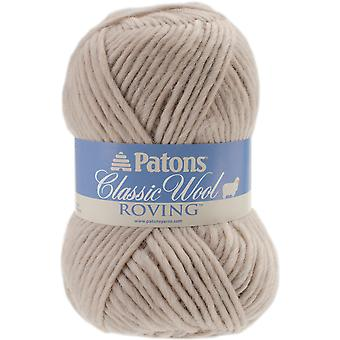 Classic Wool Roving Yarn-Natural 241077-77010