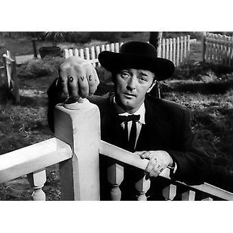 The Night Of The Hunter Robert Mitchum 1955 Photo Print