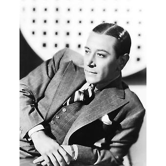 George Raft 1933 Photo Print