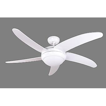 Ceiling Fan Makkura Pepeo White with remote control