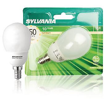 Sylvania Ml Bl1 Spherical bulb E14 9W Color 827