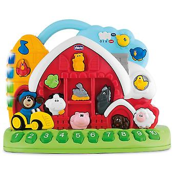 Chicco Video Talking Farm R.60013 (Toys , Educative And Creative , Electronics)