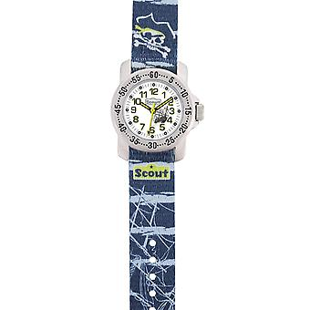 Scout kids learning watch action boys pirate 280376036