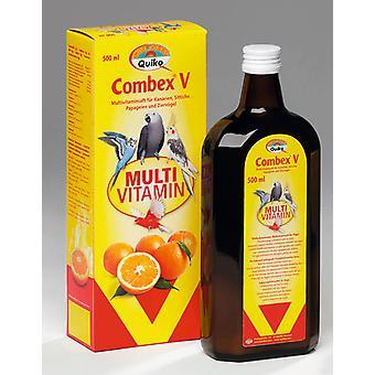 Quiko Bird Combex V Multi-vitamin Supplement 500ml