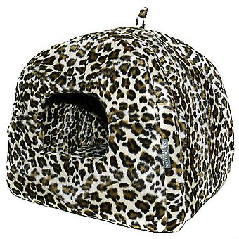 Leopard Luxe 41x41cm Igloo (16