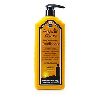 Agadir Argan Oil Daily Moisturizing Conditioner (For All Hair Types) - 1000ml/33.8oz