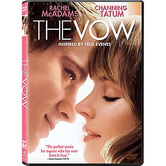 Vow [DVD] USA import