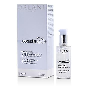 Orlane Anagenese 25+ Morning Recovery Concentrate First Time-Fighting Serum - 15ml/0.5oz