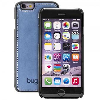 Bugatti ClipOnCover cover leather iPhone case Modena 6s 6 denim