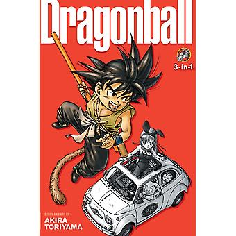 DRAGONBALL 3IN1 TP VOL 01 (C: 1-0-1) (Dragon Ball (3-in-1 Edition)) (Paperback) by Toriyama Akira