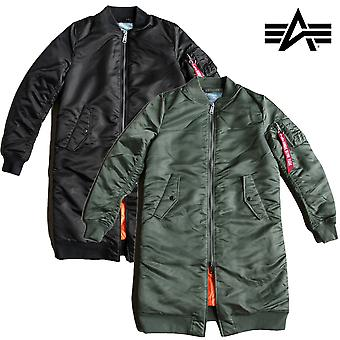 Alpha industries ladies jacket MA-1 coat rib Wmn