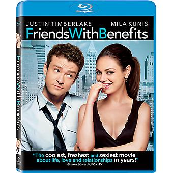 Friends with Benefits [Blu-ray] [BLU-RAY] USA import