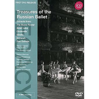 Legacy: Skatte af den russiske Ballet [DVD] USA importerer