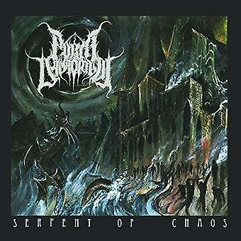 Porta Daemonium - slangen of Chaos [Vinyl] USA import