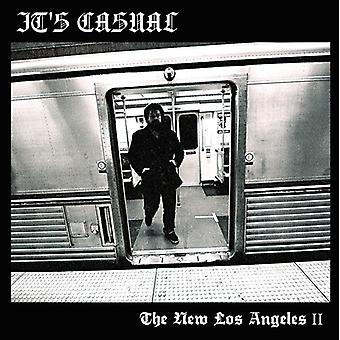 It's Casual - New Los Angeles II: Less Violence More Violins [Vinyl] USA import