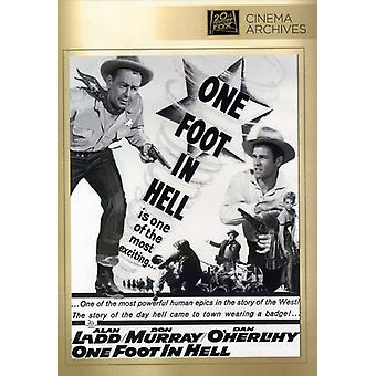 One Foot in Hell [DVD] USA import
