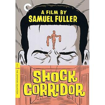 Shock Corridor [DVD] USA import