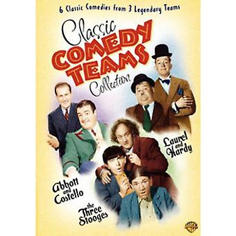 Classic Comedy Teams [DVD] USA import