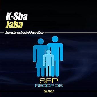 K-Sba - Jaba [CD] USA import