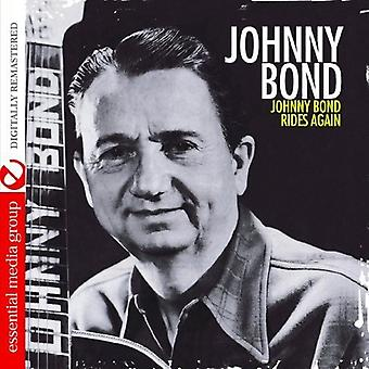 Johnny Bond - importación USA Johnny Bond monta otra vez [CD]