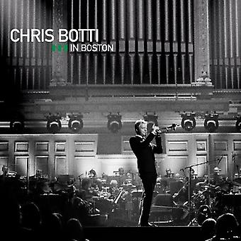 Chris Botti - Live in Boston [CD] USA import