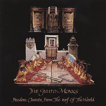 Gyuto Monks - frihed Chants fra taget af verden [CD] USA importen