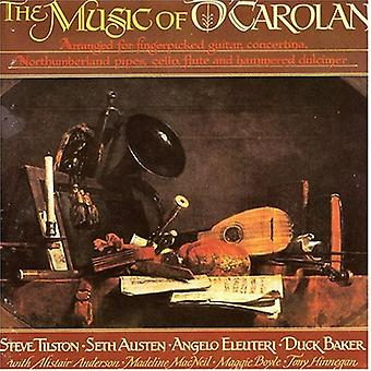 Music of O'Carolan - Music of O'Carolan [CD] USA import