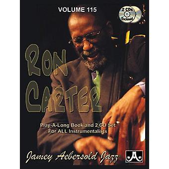 Jamey Aebersold - Ron Carter [CD] USA import