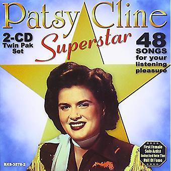 Patsy Cline - importación USA superestrella 48 canciones [CD]