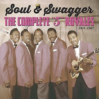 5 Royales - Soul & Swagger [CD] USA import