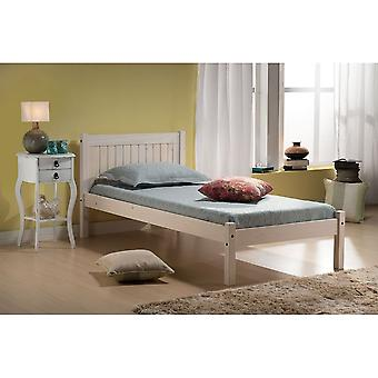 Birlea 90cm Rio Bed White Wash