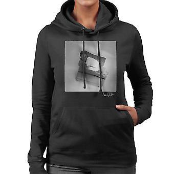 Iggy Pop Soldat Alternative Damen Sweatshirt mit Kapuze