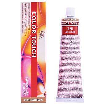 Wella Professionals Color Touch 7/0 60 Ml (Woman , Hair Care , Hair dyes , Hair Dyes)