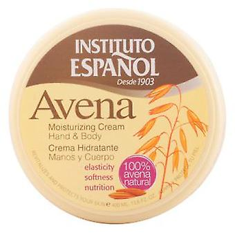 Instituto Español Oat Hydrating Cream 400 Ml