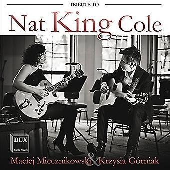 Miecznikowski, Maciej / Gorniak, Krzysia - Tribute to Nat King Cole [CD] USA import
