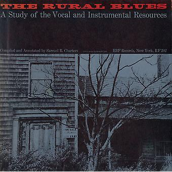 Rural Blues-a studio della vocale strumentale & Re - Rural Blues-a studio dell'importazione USA vocale strumentale & Re [CD]