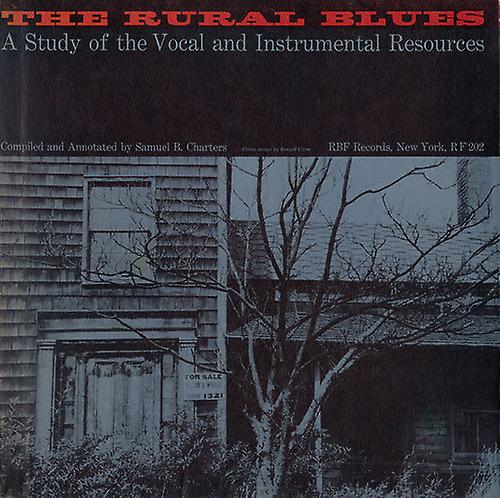 Rural Blues-a Study of the Vocal & Instrumental Re - Rural Blues-a Study of the Vocal & Instrumental Re [CD] USA import
